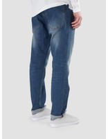 RVLT RVLT Used Denim Loose Blue 5203