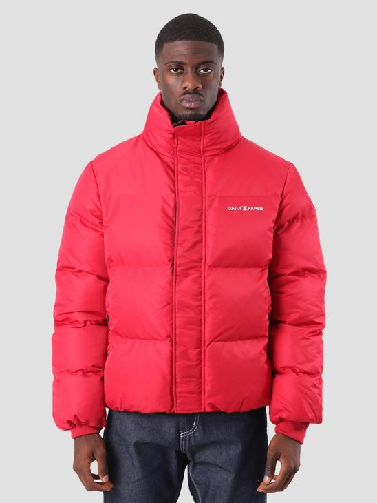 Daily Paper Core Puffer Red 18F1OU05