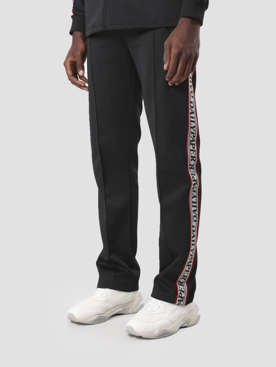 Daily Paper Liba Trackpant Black 18F1BO06