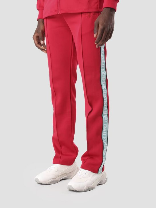 Daily Paper Liba Trackpant Red 18F1BO03