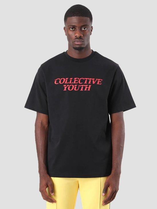 Daily Paper Dim T-Shirt Black 18F1TS14
