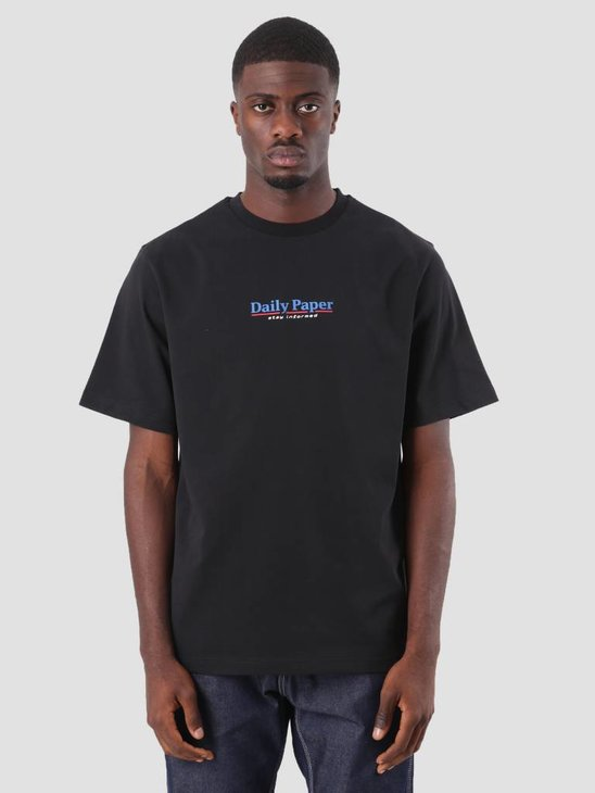 Daily Paper Duk T-Shirt Black 18F1TS03