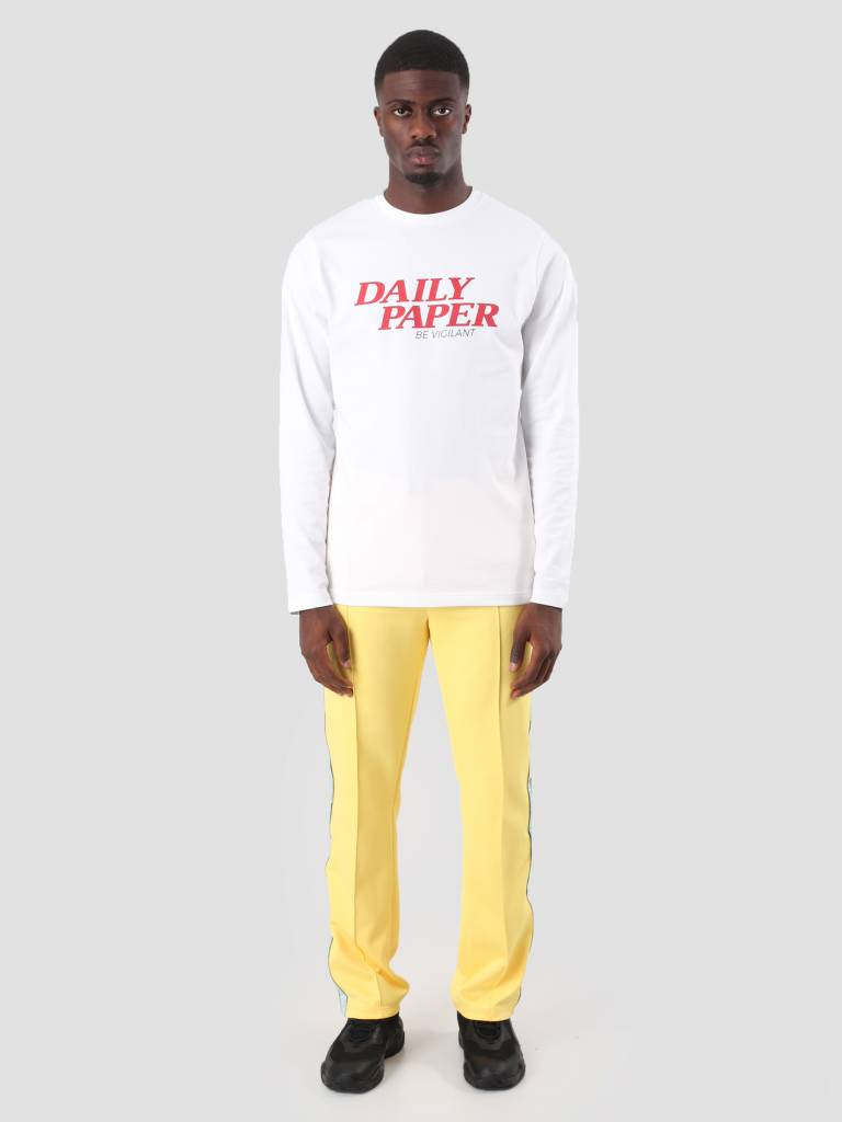 Daily Paper Daily Paper Desra Longsleeve White 18F1TL13
