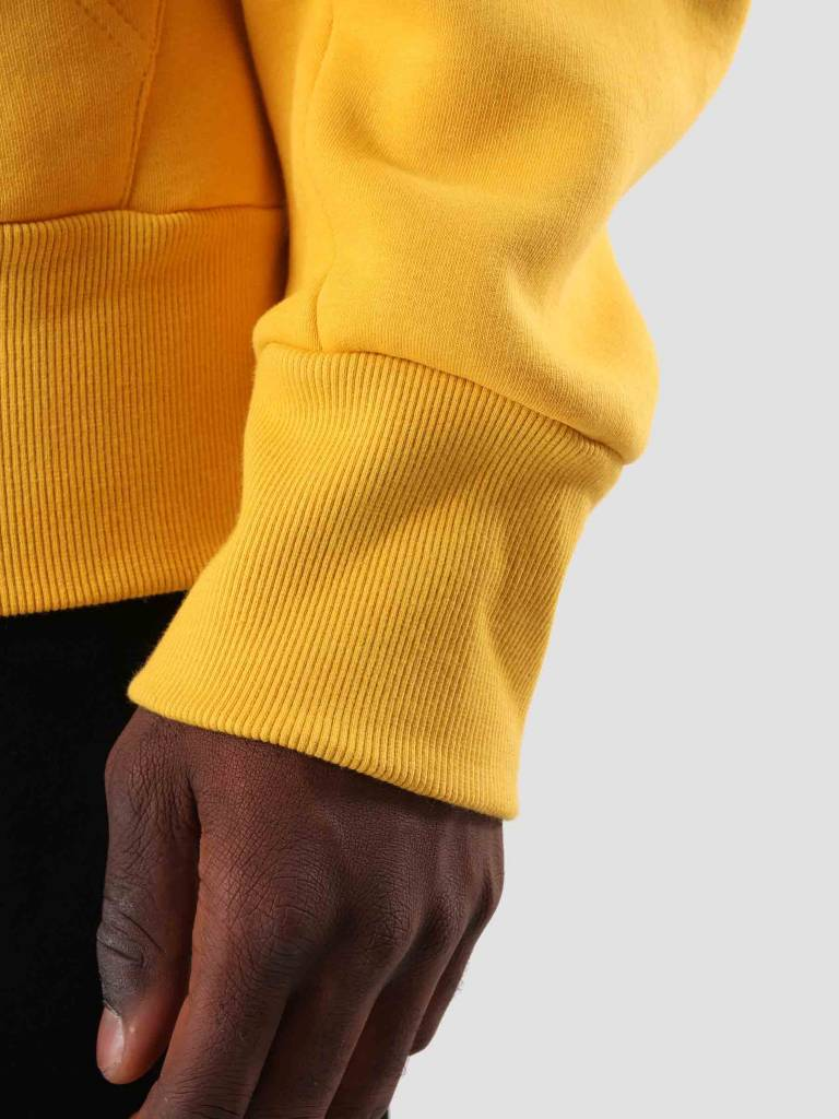 Daily Paper Daily Paper Dalis Hoodie Yellow 18F1HD07