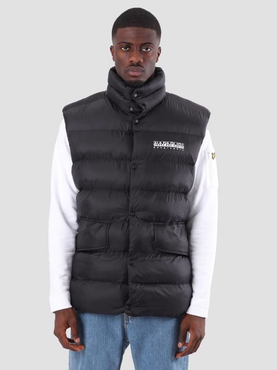 NAPAPIJRI Akke Jacket Black N0YHU8041