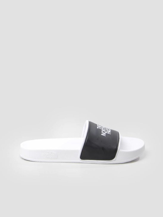 The North Face BC Slide II TNF White TNF Black T93FWOLA9