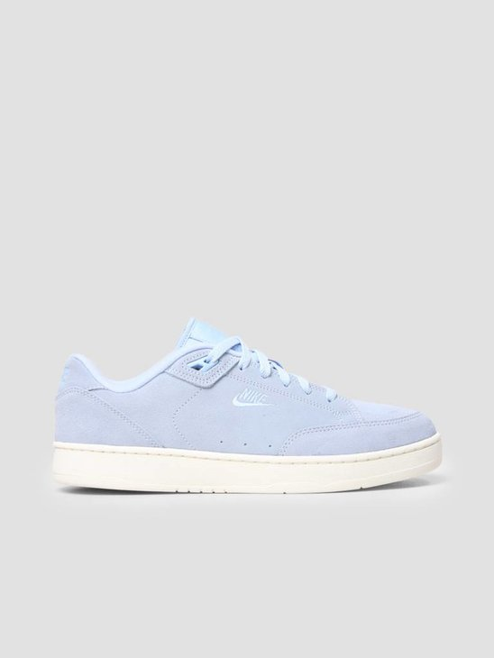 Nike Grandstand II Suede Royal Tint Royal Tint-Sail-Storm Pink AA2195-400
