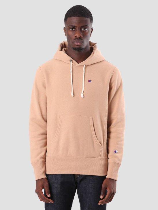 Champion Hooded Sweatshirt Brown BRSH PS094 212575