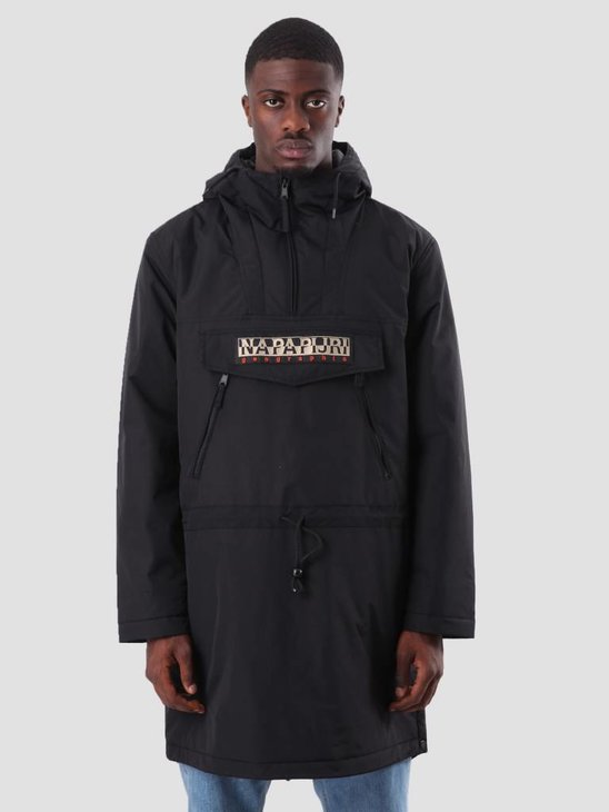 NAPAPIJRI Rainforest Parka Black N0YHU6041