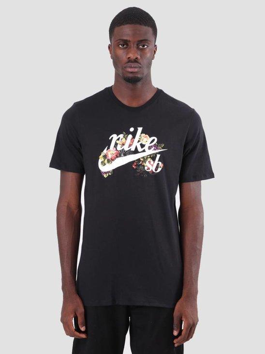 Nike SB Dry Black White 923431-010