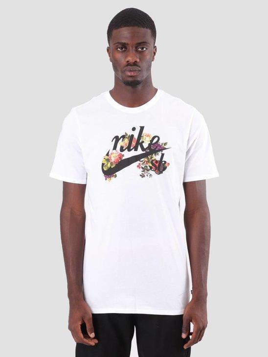 Nike SB Dry White Black 923431-100