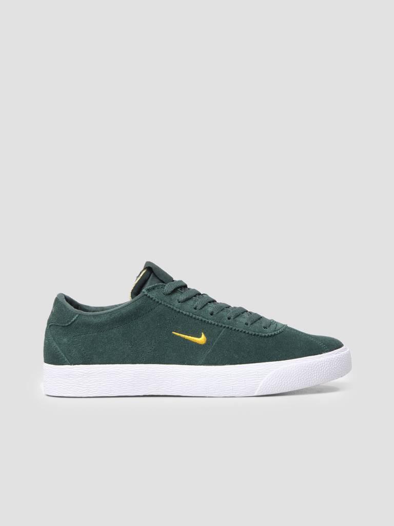 Nike Nike SB Zoom Bruin Midnight Green Yellow Ochre-White AQ7941-300