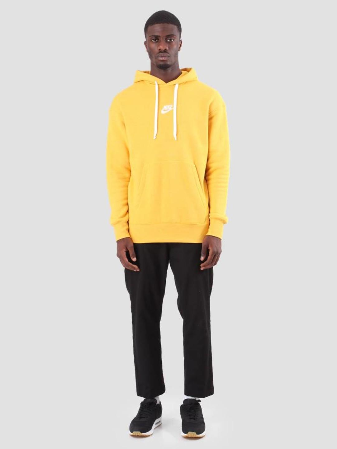 Nike Nike Sportswear Heritage Yellow Ochre Htr Sail 928437-752