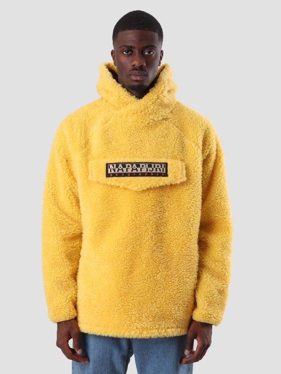 NAPAPIJRI Telve Sweater Spark Yellow N0YHUEY36