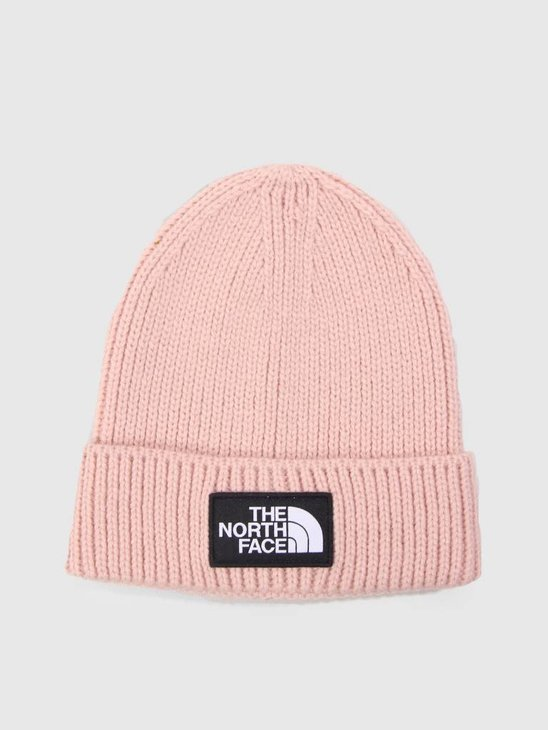 The North Face TNF Logo Box Cuff BE Misty Rose