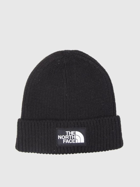 The North Face TNF Logo Box Cuff BE TNF Black