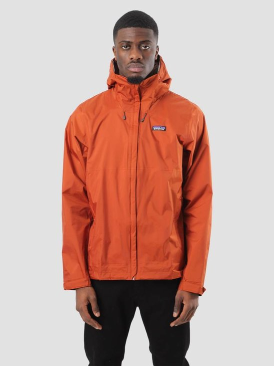 Patagonia Torrentshell Jacket Copper Ore 83802