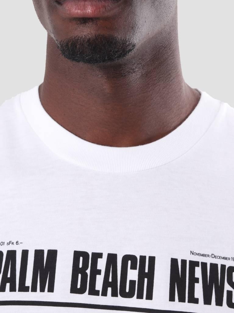 Carhartt Carhartt TVC Palm Beach News T-Shirt White Black I026013-290
