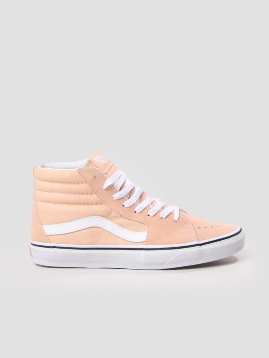 Vans UA SK8-Hi Bleached Apricot True White VN0A38GEU5Y1