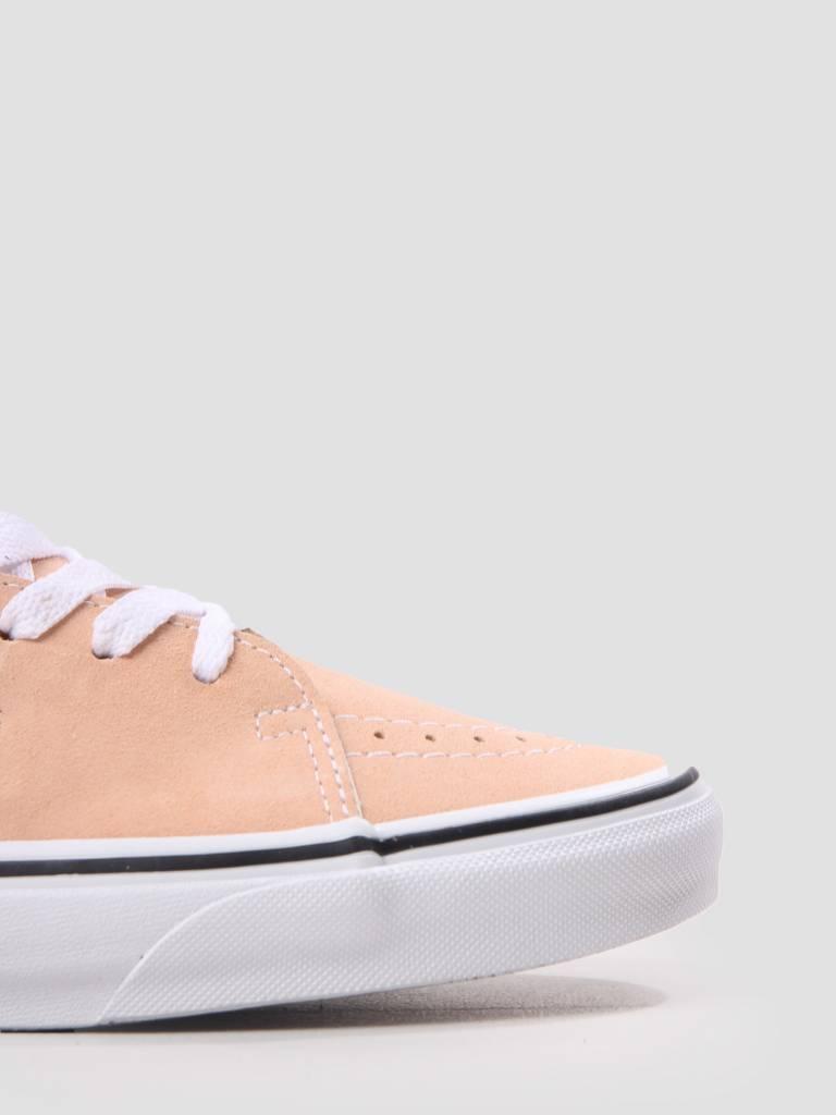 Vans Vans UA SK8-Hi Bleached Apricot True White VN0A38GEU5Y1