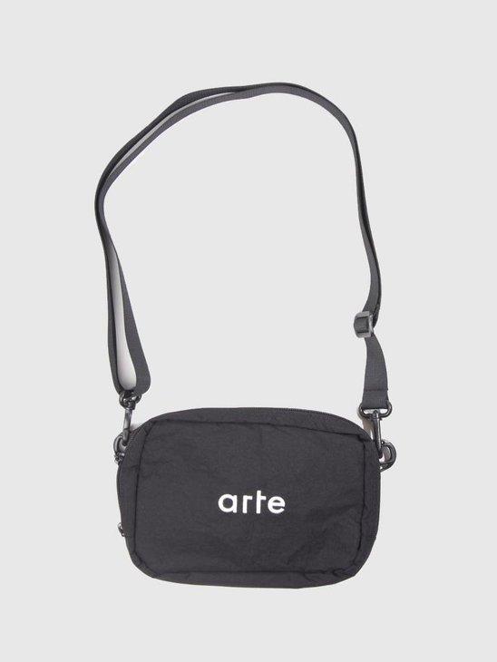 Arte Antwerp Baka Shoulder Bag Black AW18-040