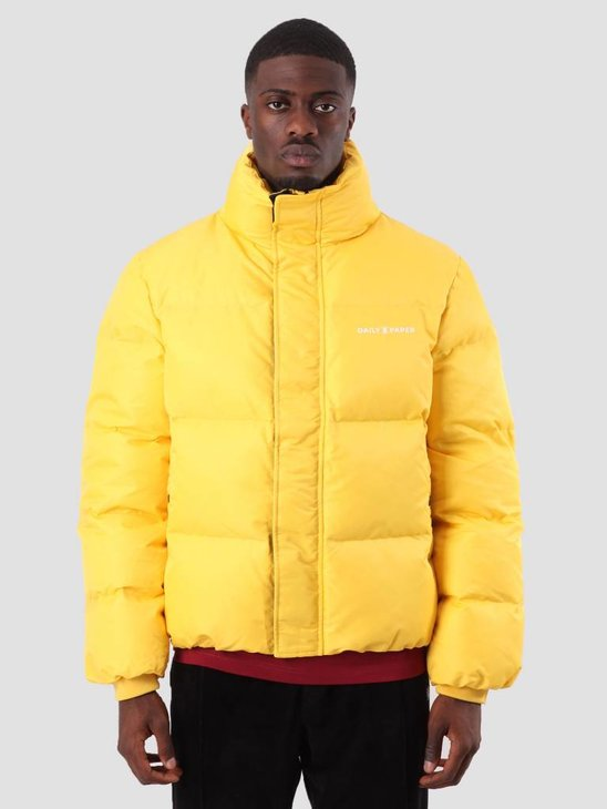Daily Paper Core Puffer Yellow 18F1OU06