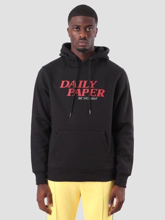 Daily Paper Dio Hoodie Black 18F1HD03
