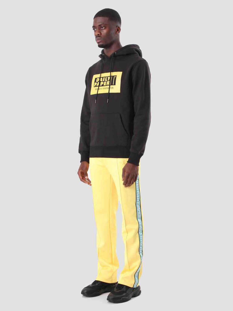 Daily Paper Daily Paper Donny Hoodie Black 18F1HD09