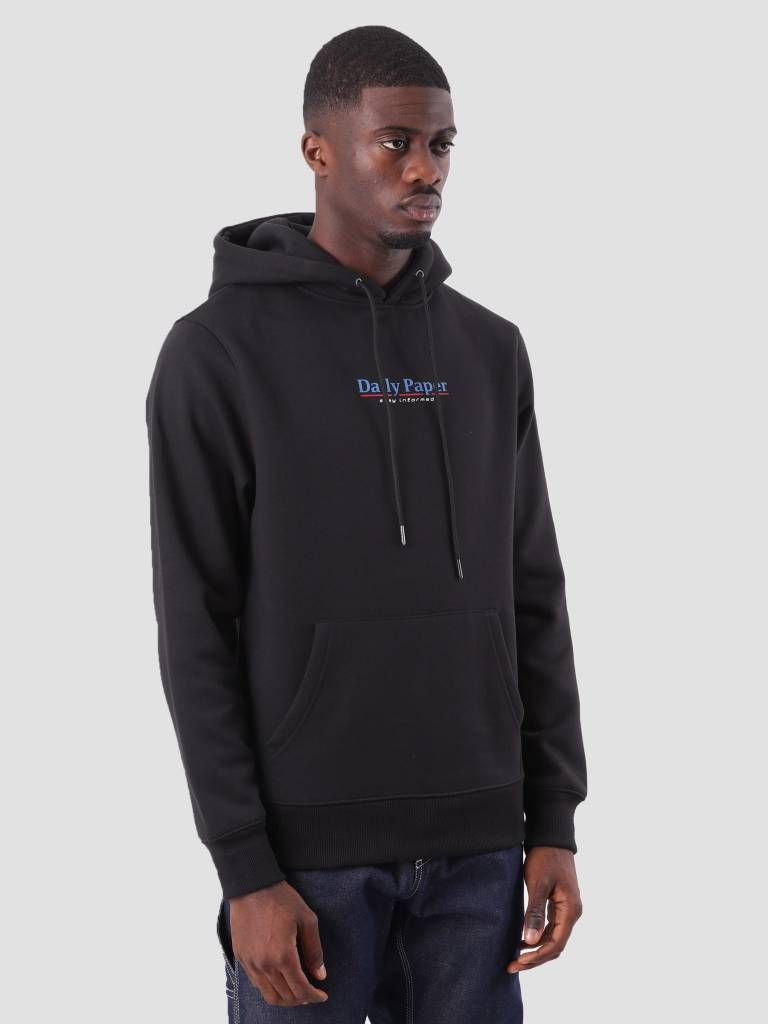 Daily Paper Daily Paper Dowen Hoodie Black 18F1HD01