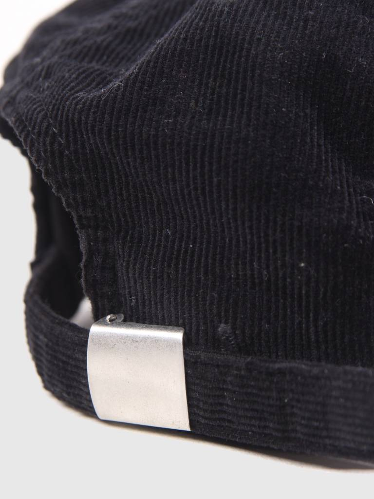 HUF HUF Genuine 6 Panel Hat Black HT00236