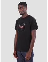 HUF HUF Katakana T-Shirt Black TS00368