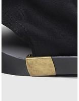 The Quiet Life The Quiet Life League Polo Hat Black  18FAD1-1191-BLK