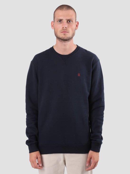 Les Deux Norregaard Sweatshirt Dark Navy LDM200007