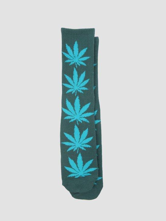 HUF Plantlife Socks Jade SK00298