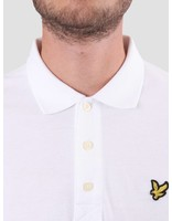 Lyle and Scott Lyle and Scott Polo Shirt White SP400VB