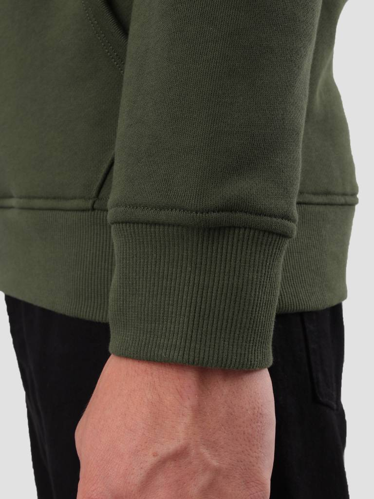 Lyle and Scott Lyle and Scott Pullover Hoodie Woodland Green ML416VTR