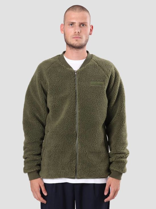 Foret Roam Fleece Olive F019