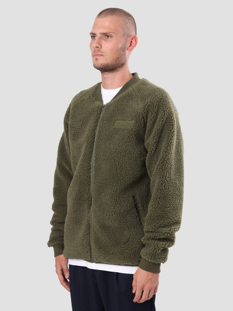 Foret Foret Roam Fleece Olive F019