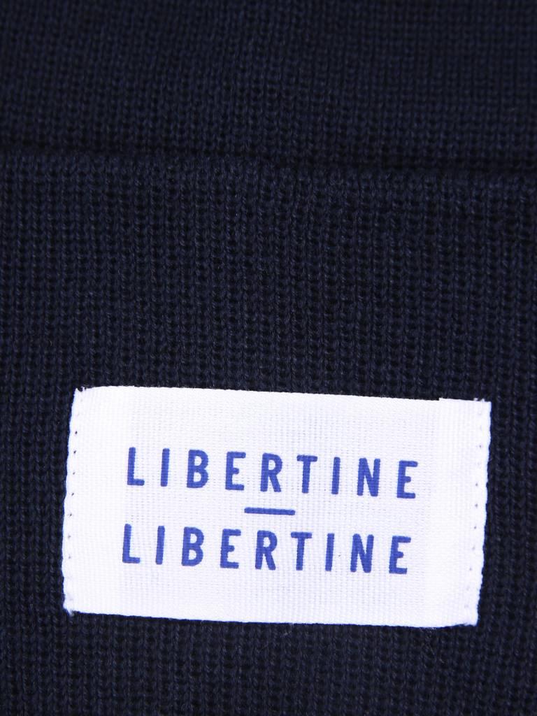 Libertine Libertine Libertine Libertine Story Beanie Dark Navy 145