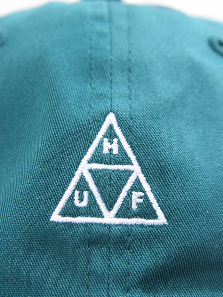 HUF HUF TT Curved Visor Hat Jade HT00178