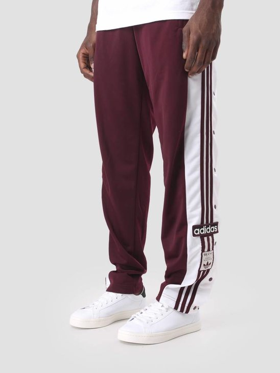 adidas Adibreak Trackpants Maroon DH5752
