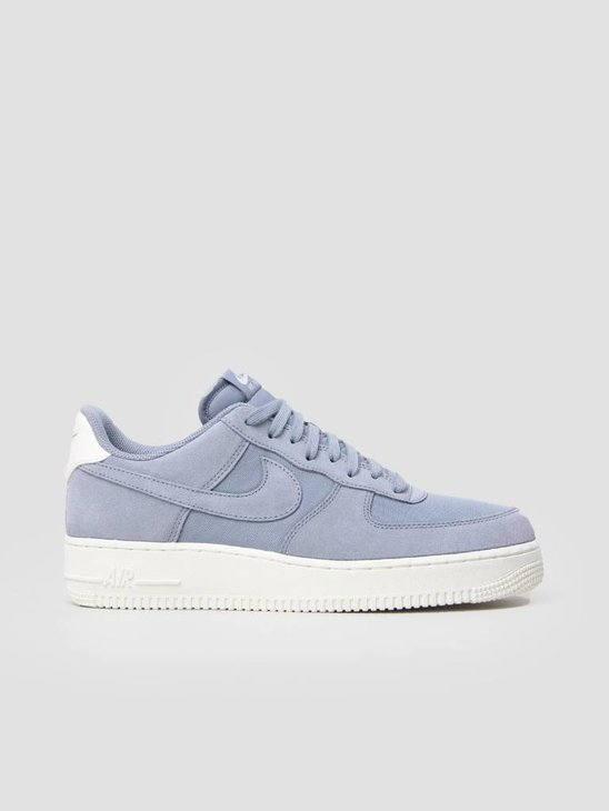 Nike Air Force 1 07 Suede Ashen Slate Ashen Slate-Sail AO3835-400