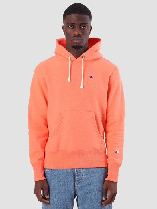 Champion Hooded Sweatshirt Coral PSM RS034 212575