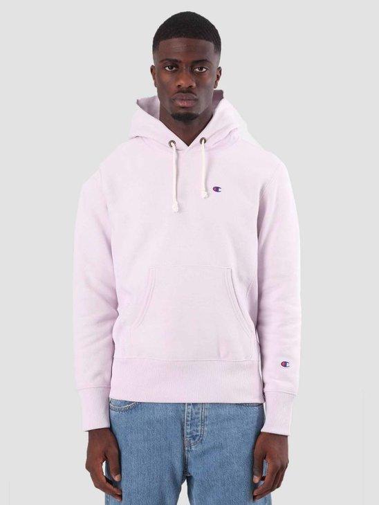 Champion Hooded Sweatshirt Light Purple LVF VS031 212575