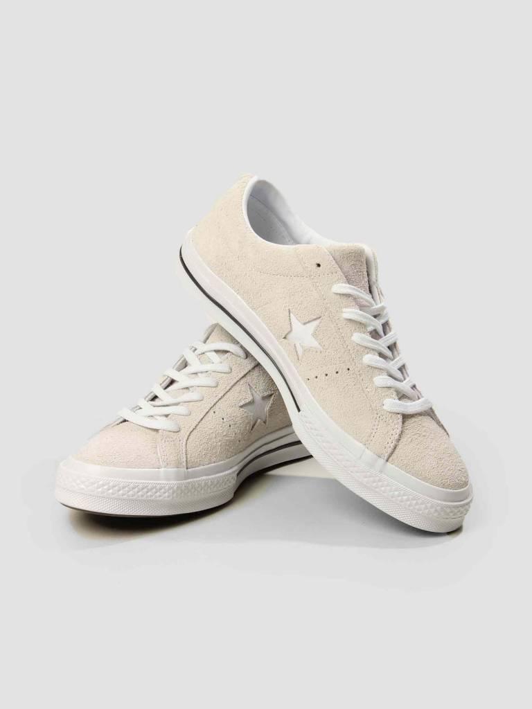 Converse Converse One Star OX White White White 161577C