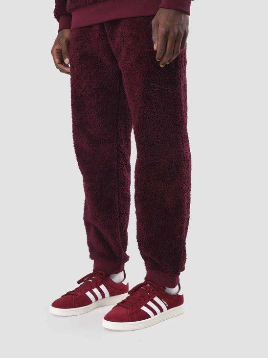 adidas Winterized Pant Maroon DJ3024