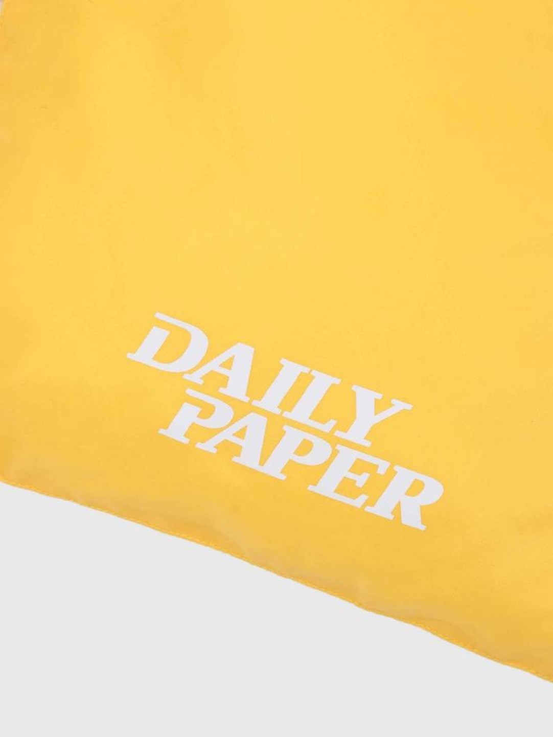 Daily Paper Daily Paper Puffer Scarf Dark Yellow 18F1AC10
