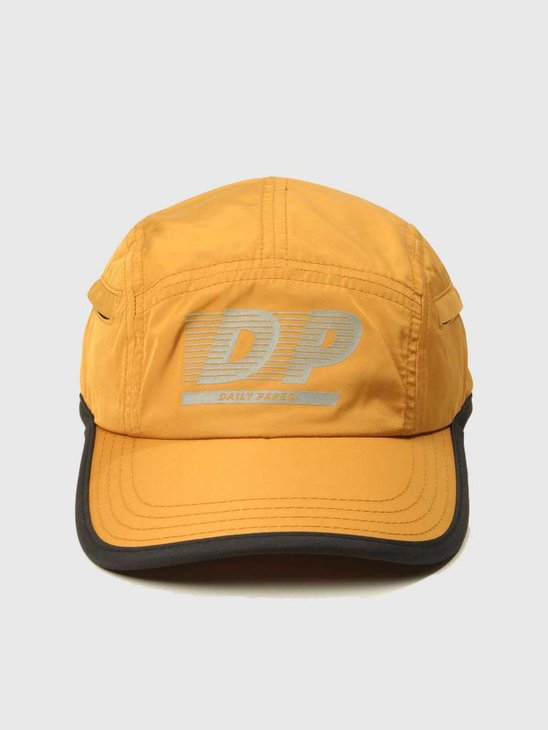 Daily Paper Pocket Cap Dark Yellow 18F1AC14