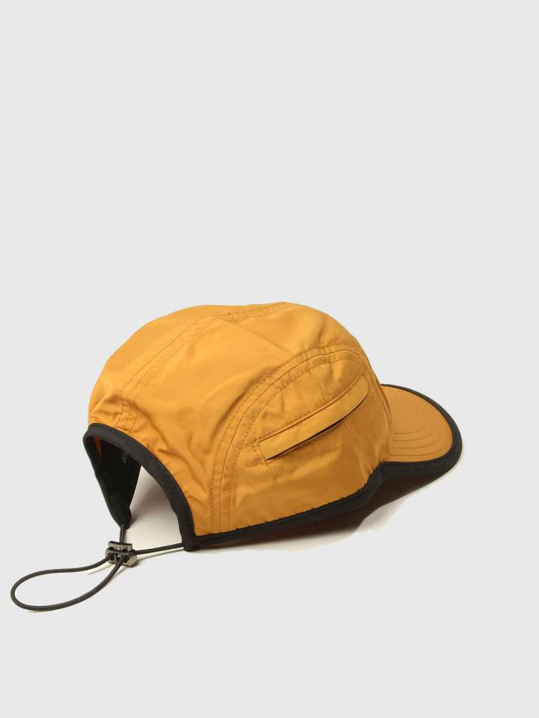 Daily Paper Daily Paper Pocket Cap Dark Yellow 18F1AC14