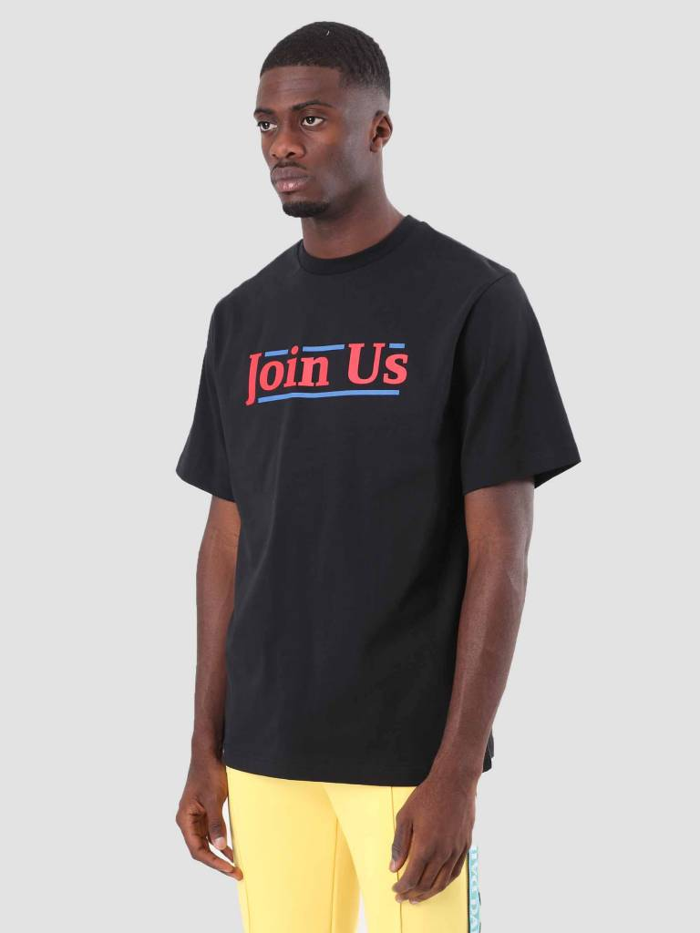 Daily Paper Daily Paper Doin T-Shirt Black 18F1TS18